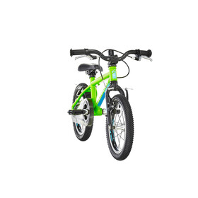 "Serious Superlite Børnecykel 14"" grøn"
